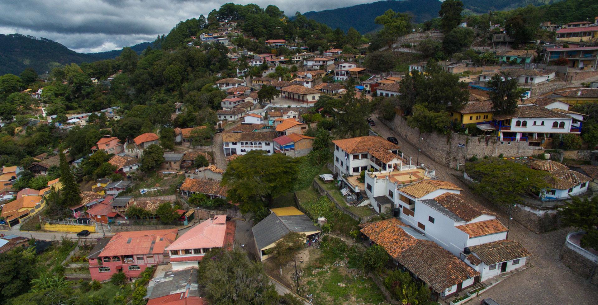 Santa Lucía en la Historia Minera