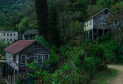 San Juancito y el Enclave Minero