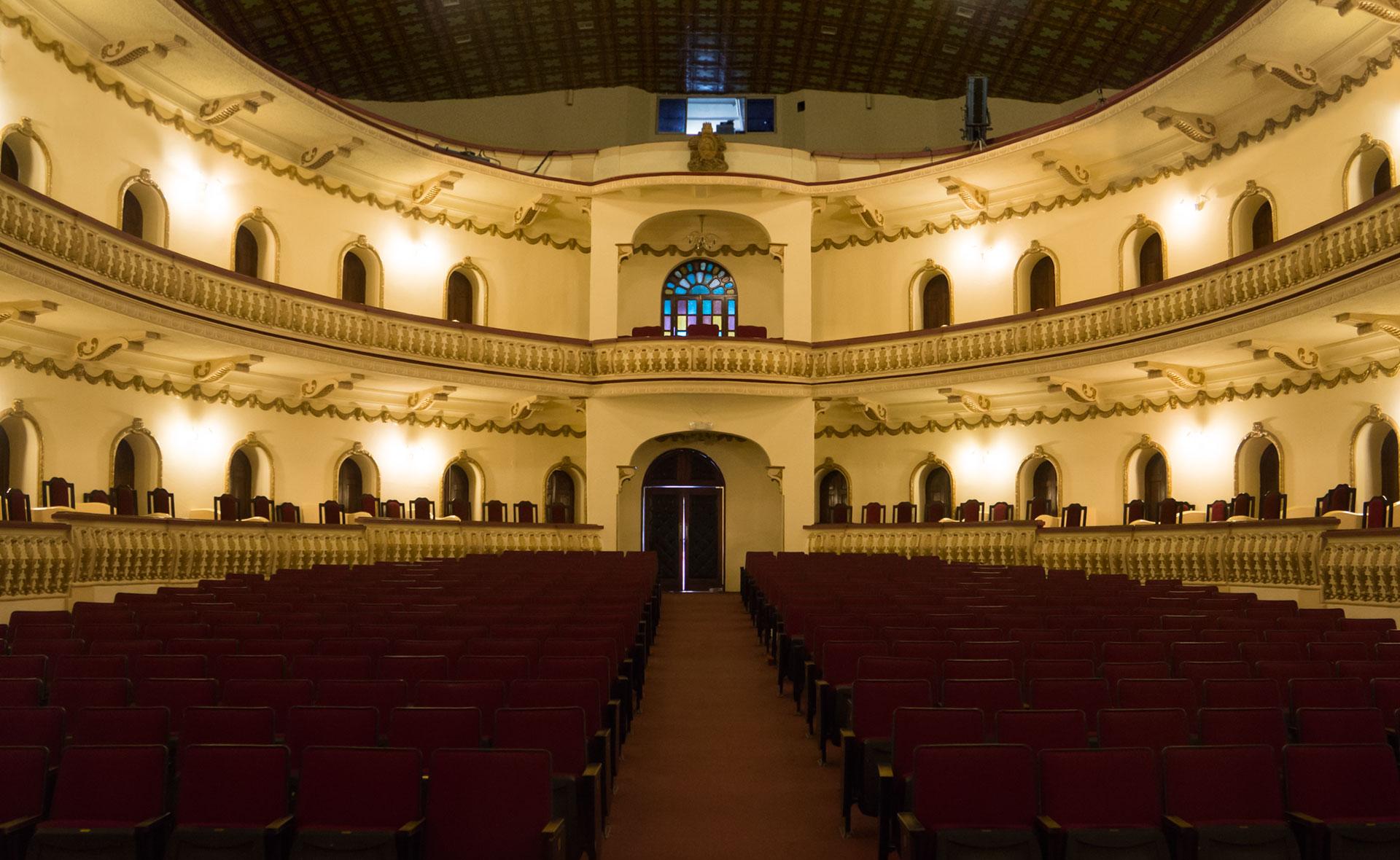 Los fantasmas del Teatro Nacional Manuel Bonilla