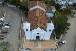 La iglesia del Cristo de las Mercedes
